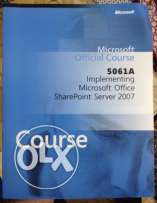 5061A Implementing Microsoft SharePoint Server 2007