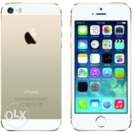 iPhone 5S -16 G - Gold