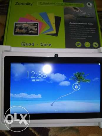 اZentality 7 Quad-Core internet Tablet مدينة بورفؤاد -  3