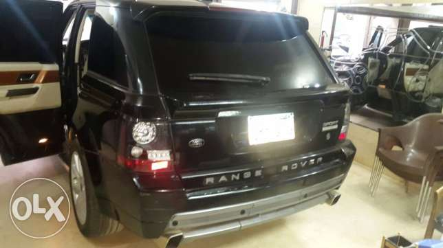 RangeRover super charger in mint condition