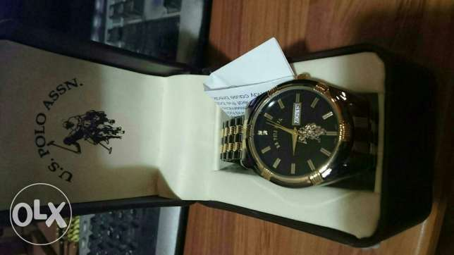 Us Polo watch offer سموحة -  2