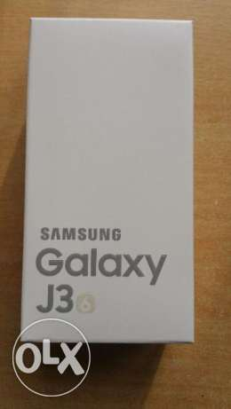 quantity 2 of samsung j3 2016 brand new (gold) مدينة نصر -  1