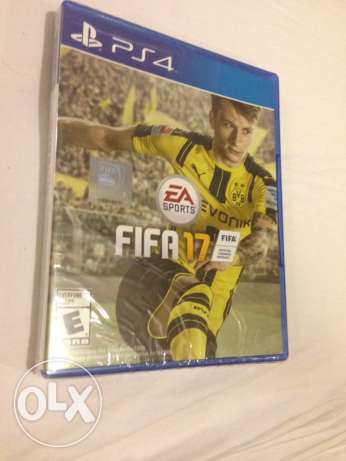 fifa 17 brand new import from America not used