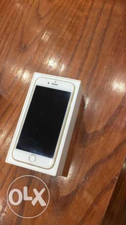 iphone 6 gold 16G like new