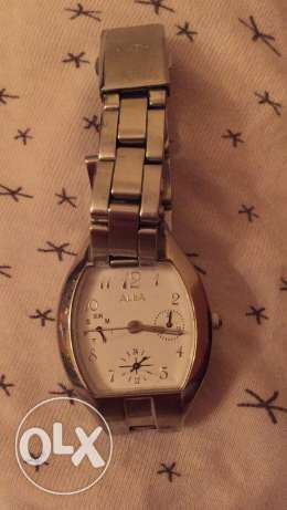alba woman watch