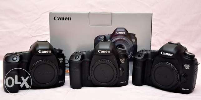 fore sale 2 body canon 5d mark lll