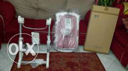 Brand new bebe confort Keyo stand with Bouncer.
