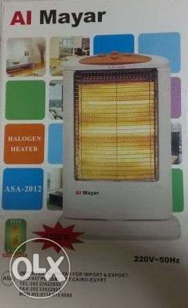 Al Mayer Halogen Hearter العباسية -  2