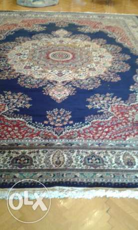 3x4m 100% wool carpet 6 أكتوبر -  3