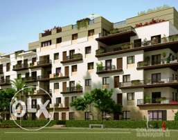 Apartment located in New Cairo for sale 180 m2, Eastown