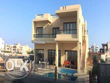 Villa located in El Gouna for sale Um Jammar