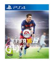 Fifa 16 for ps4 like new