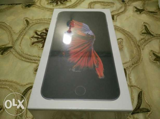 iphone 6s plus 64 giga new القاهرة -  1
