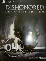 Dishonored 1 Definitive Edition Game Code