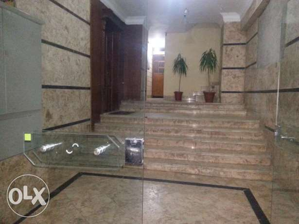 Furnished flat 150M for rent with AC in Zahra maadi from owner
