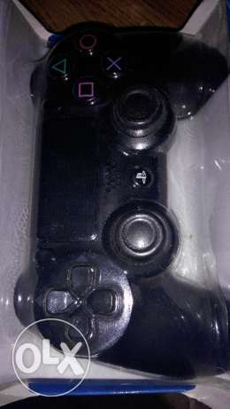 Ps4 New Black Controller