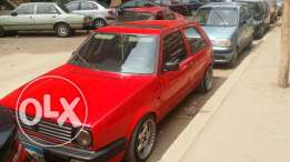 For sale vw golf 2