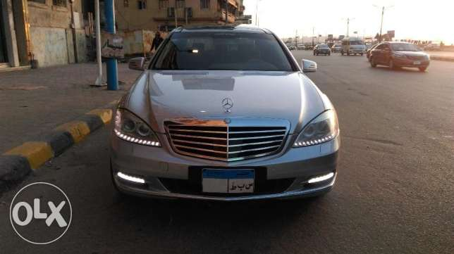 Mercedes S500 / 2008 / AMG / Face Left 2012