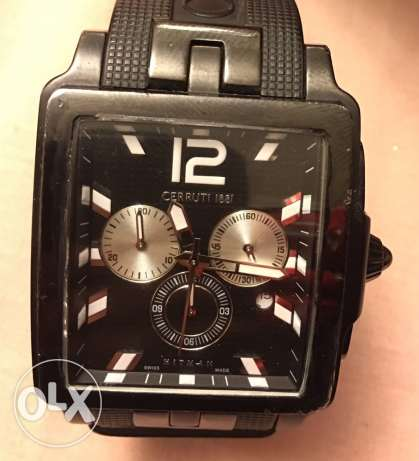 Cerruti 1881 original watch (Hitman) فيصل -  1
