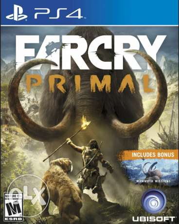 Ps4 farcry primal