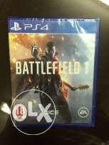 Battlefield 1 -new & sealed