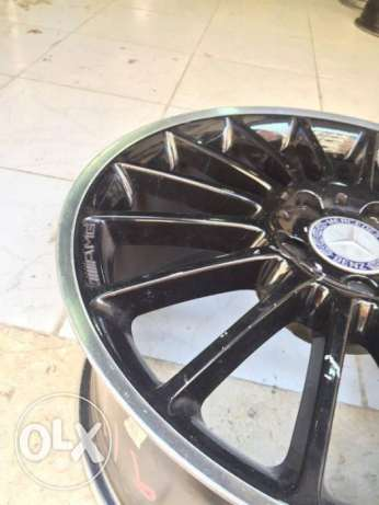 MERCEDES BENZ   mide in garmany     18 2ince for CLA 200 OR 180   /////A M G مدينة دمياط -  3