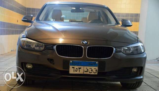 BMW 316i Luxury 2014