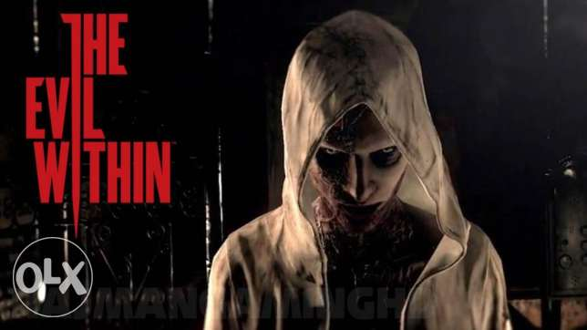 The Evil within PS3 Game