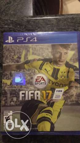 Fifa 17 for PS4 (sealed)
