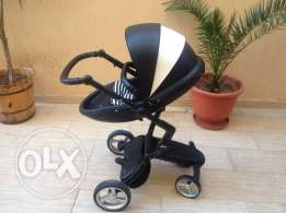 Mima stroller perfect condition for sale