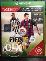 Pre-owned FIFA 15 (X-BOX ONE)