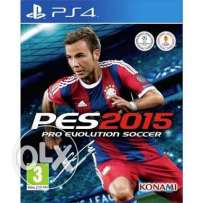 PES 2015 playstation4 Arabic and English commentary