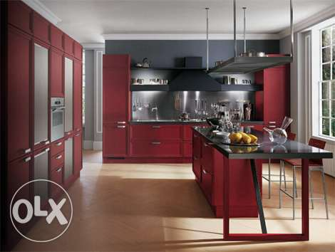 Modern kitchen 6 أكتوبر -  8