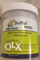 Soap for Acne with Sulfur