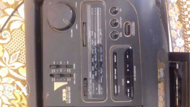 Panasonic CD system stereo حلوان -  5