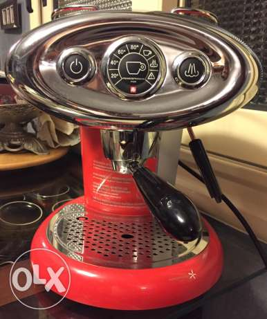 illy X7 coffee machine