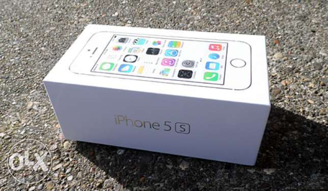 Iphone 5s Gold is new 32GB International USA القاهرة - أخرى -  2