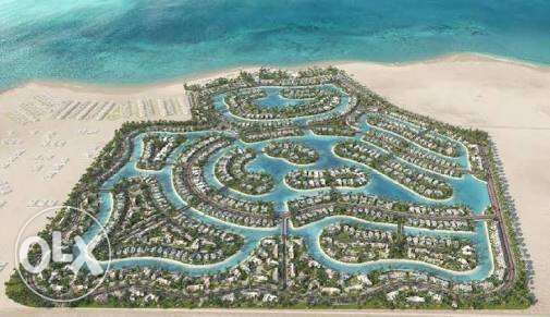 duplex in amwaj northcoast