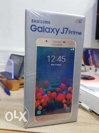 SALE : New Galaxy J7 Prime With Box And warranty Egypt شبرا -  1