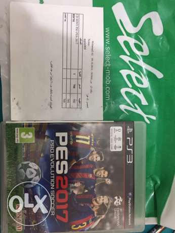 pes 17 for playstation 3