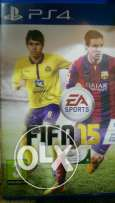 Fifa 2015 ps4 for 200egp or trade