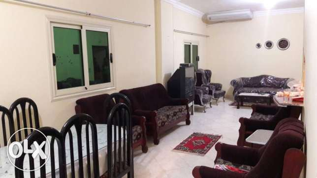 Furnished apartment for rent in 10th district