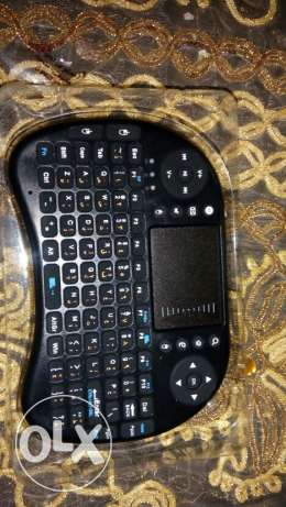 Air mouse in keyboard