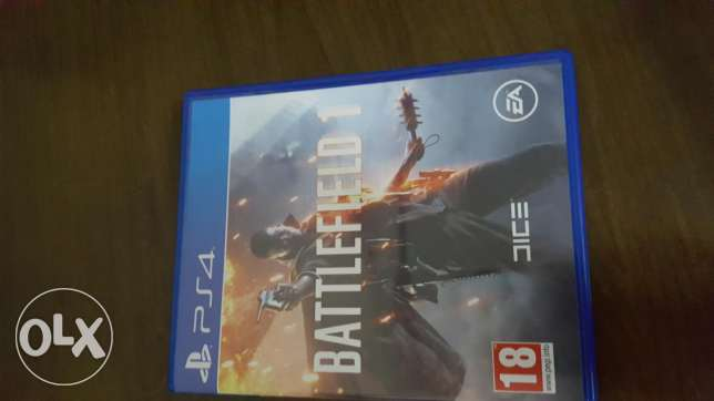 BattleField 1 Arabic Edition For sale Only