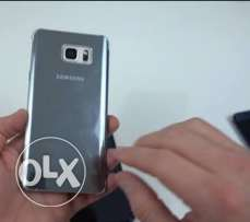 Samsung note 5 flip cover s-view orignal