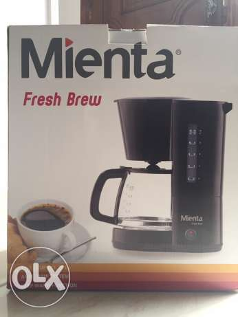 Mienta Fresh Brew Coffee Maker