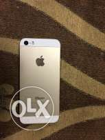 iphone 5s gold 32 GB for sale