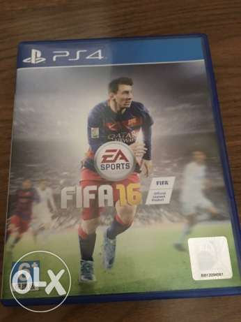 fifa 16 for ps4 for sale الزمالك -  1