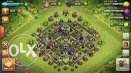 TH9 Clash of Clans Account
