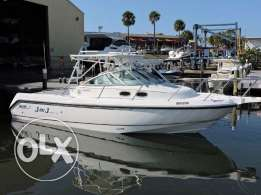 Boston Whaler 2002, Conquest 29 feet , with trailer, NO motors
